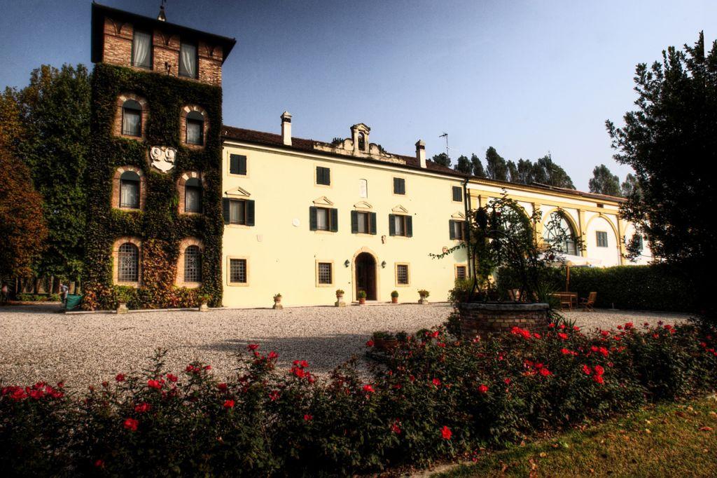 Castelli e torri colombare - Concamarise Sanguinetto e Salizzole