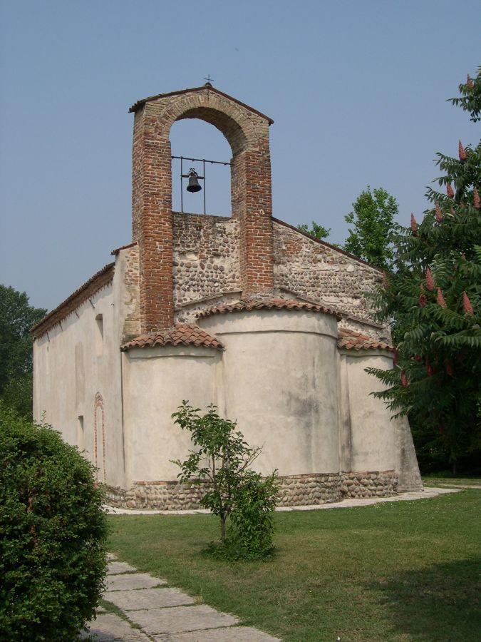 Chiesetta romanica di Santa Maria Novella dell'Erbedello - Erbè