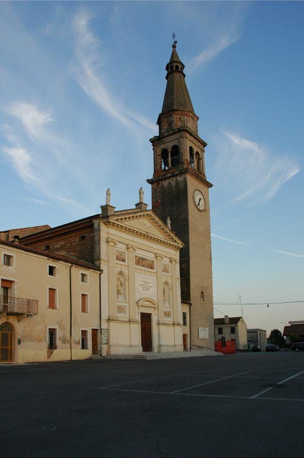 Chiesa di San Zeno - Roverchiara