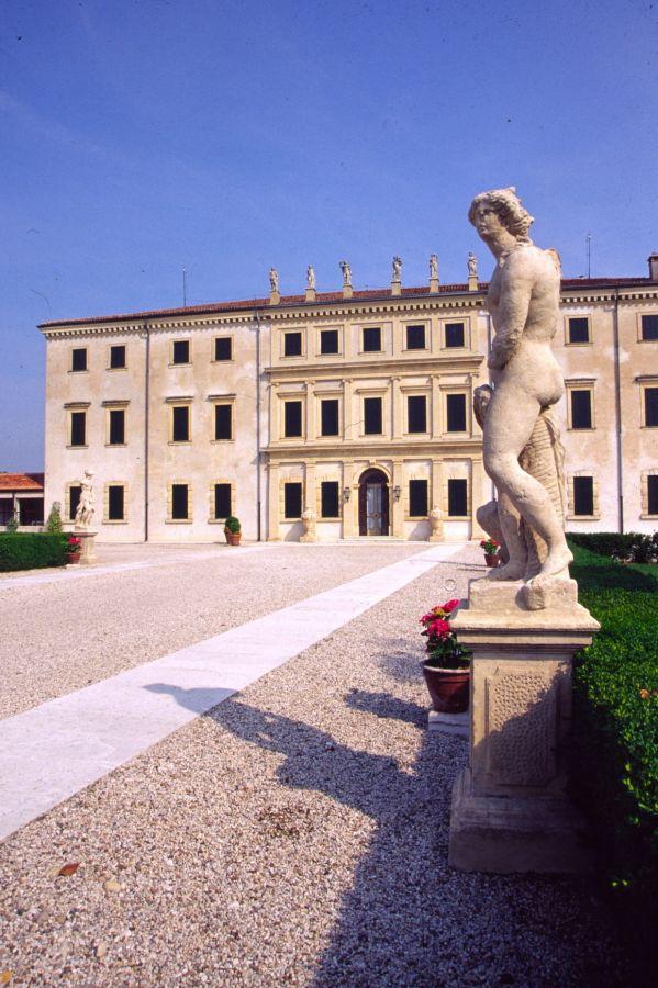 Vò di Isola della Scala: villa Pindemonte