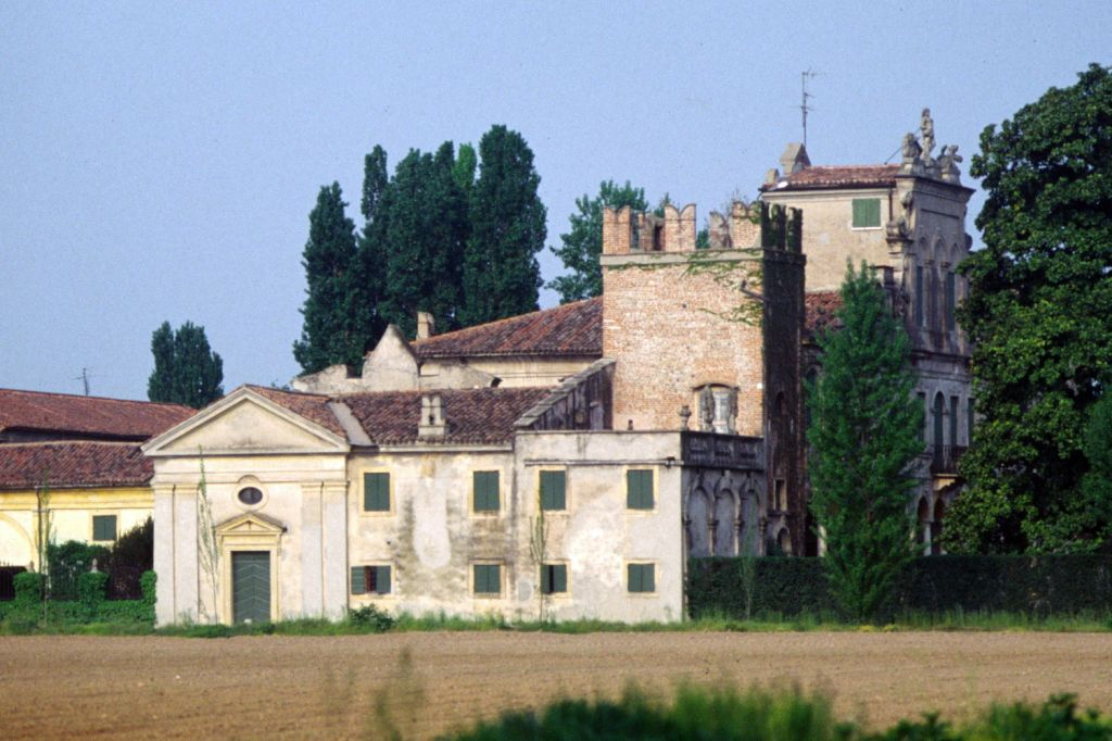 Vigasio, villa Zambonina