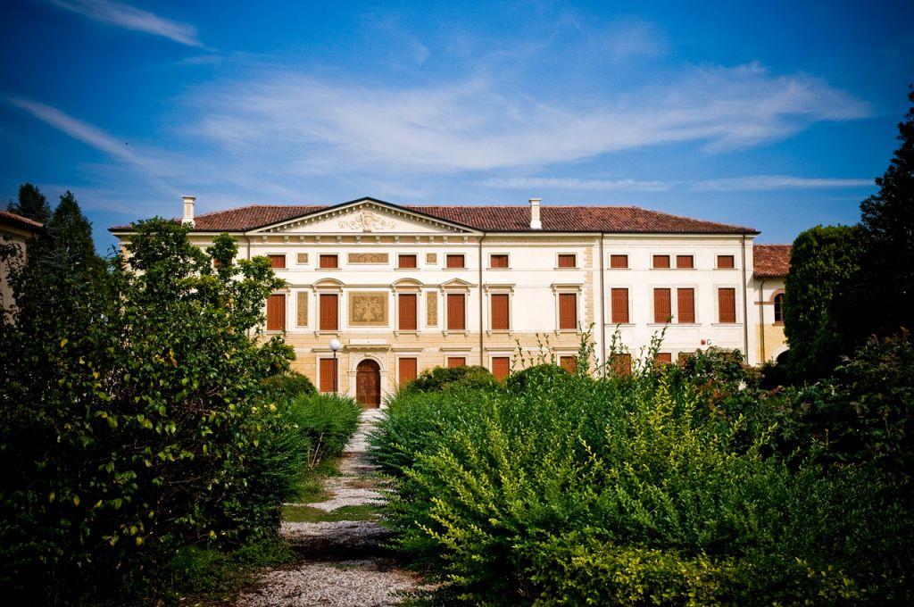 San Pietro di Morubio, villa Gobetti